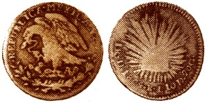Heads or tails, eagle or sun