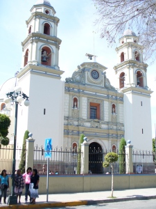 Tehuacan cathedral