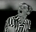 "Jerry Lee Lewis performing ""Whole Lotta Shakin'"""