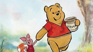 Puerquito y Winnie Pooh