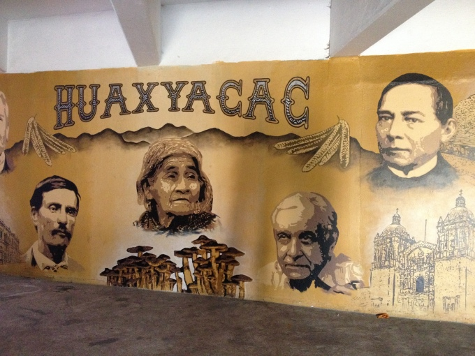 Oaxaca's original name in Nahuatl