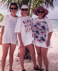 Ambergris Caye, Belize, 1996