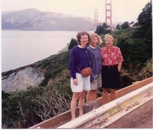 San Francisco, 1991