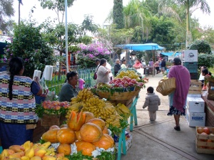 Zaachila market