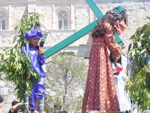 Yanhuitlán procession