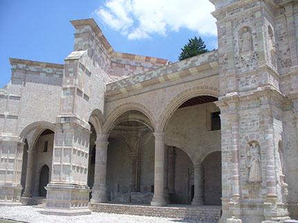 Templo y Ex-Convento de San Pedro y San Pablo, Teposcolula, c. 1538