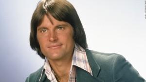 Olympian Bruce Jenner, then