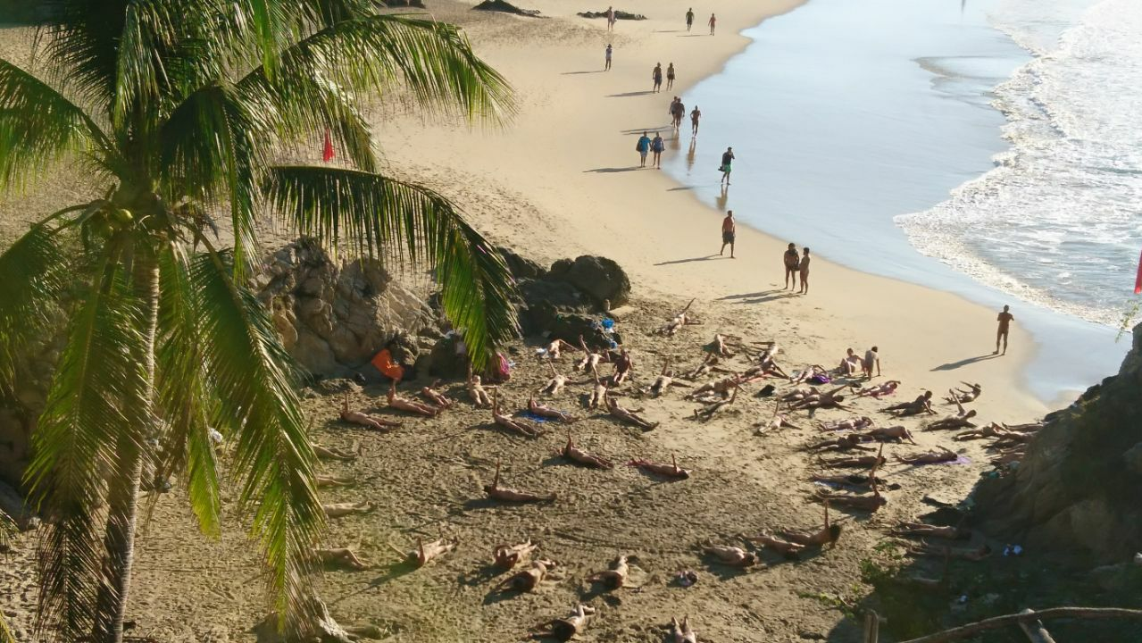 22 Photos that Prove Playa Zipolite Is Paradise